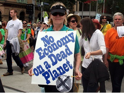 Investors Say Climate Change is Huge Threat to Economy, Pensions | Sustain Our Earth | Scoop.it