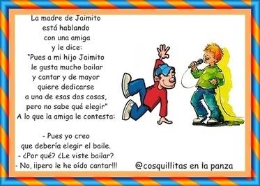 CHISTES PARA NIÑOS | COMPRENSION LECTORA | Scoop.it