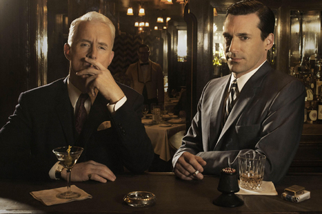 Mad Men Cocktail Drinks | Beverage News | Scoop.it