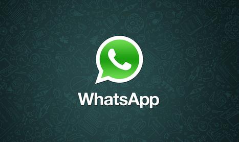 Facebook boucle le rachat de WhatsApp pour 22 milliards de dollars - Frenchweb.fr | Social Media Marketing and other Digital News | Scoop.it
