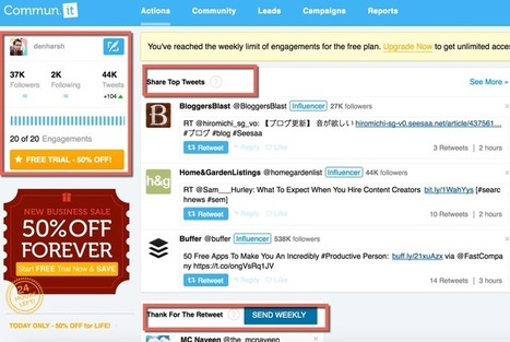 21 Twitter Tools That Every Twitter Power User Must Know | Networked Nonprofits and Social Media | Scoop.it