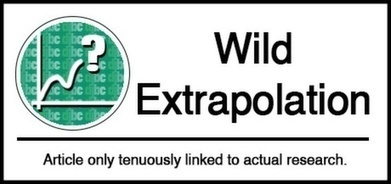 WARNING: wild extrapolation (a classification system for science news)   recherches psychologie cognitive   Scoop.it