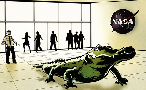 """""""Gators & Rattlers & Buzzards & Boars: The Wild Side of NASA's Campus"""" 