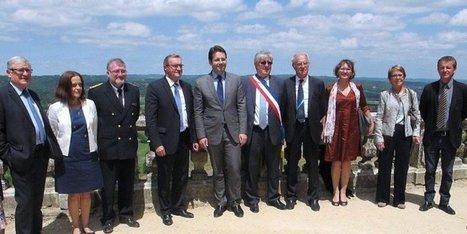 Le secrétaire d'État en visite à Domme | Actu Réseau MOPA | Scoop.it