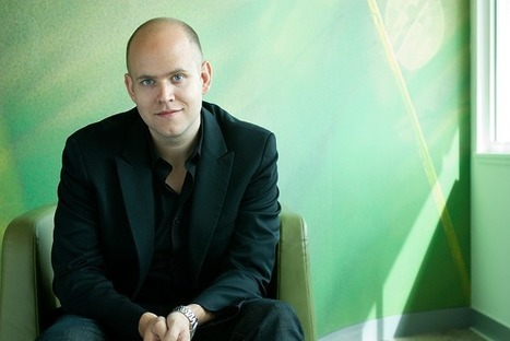 Spotify n'a pas peur d'Apple, Google et Amazon   Presse-Citron   The music industry in the digital context   Scoop.it