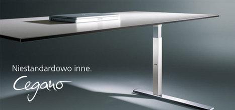 Cegano - meble biurowe dla wymagających | Office furniture | Scoop.it