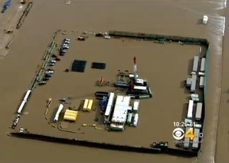 Colorado floods spur fracking concerns | CBSNews.com | Social Studies | Scoop.it