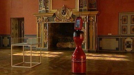 Un robot-camera permet aux visiteurs à mobilité réduite d'explorer le château d'Oiron   Médiation multimédia   Scoop.it
