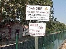 Marseille.fr - Canal de Marseille : attention, danger !   Eaux de Marseille   Scoop.it