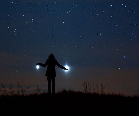 Jupiter and Venus from Earth | Bilingual News for Students | Scoop.it