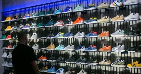 Adidas has a 'Speedfactory' in Germany staffed by robots | Retail Supply Chain Management | Scoop.it