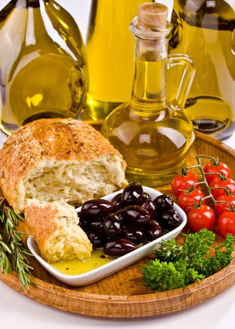 Mediterranean diet linked to longer life | KurzweilAI | Longevity science | Scoop.it