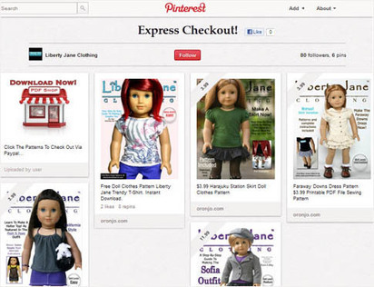 Trailblazing Merchant Pins Down New Ecommerce Approach | Pinterest | Scoop.it