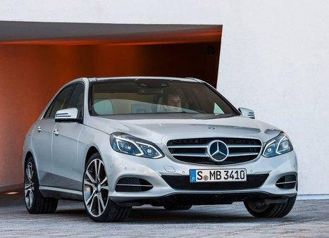 2014 Mercedes Benz E Class - Top Cars   Damn It's Awesome   Scoop.it