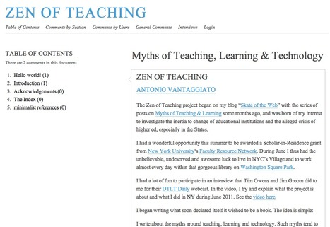 Zen of Teaching | Primary School Teachers | Scoop.it