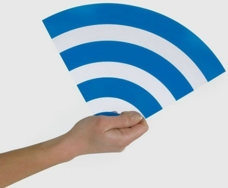 Les bibliothèques prêtent des bornes WiFi pour lutter contre la fracture numérique | concours | Scoop.it