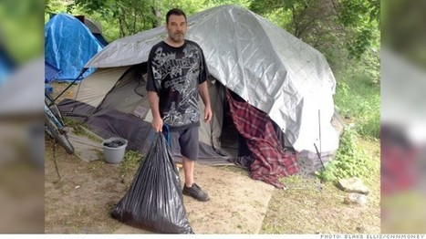 America's homeless: The rise of Tent City, USA | Homeless Issues: Humane Exposures | Scoop.it