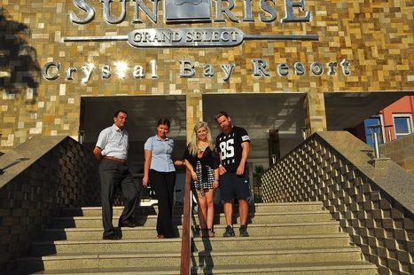 News - Mrs. Helen Anderson, The Blogger With The Largest Following On Social Media In UK, Visited Our SUNRISE Grand Select Crystal Bay Resort. - SUNRISE Resorts & Cruises | SUNRISE Resorts & Cruises | Scoop.it