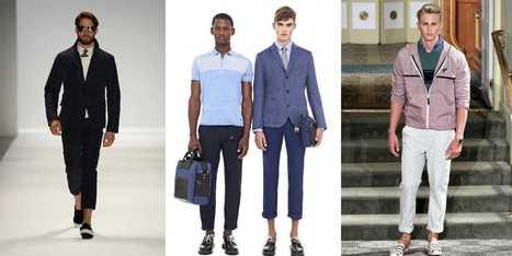 Men's Trends For Spring - Business Insider | Consumer behavior | Scoop.it