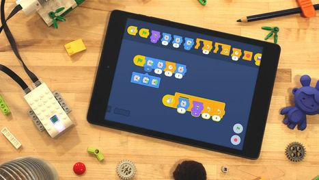 Scratch Blocks, un langage de programmation pensé pour les enfants | JPBlog Technoselect | Scoop.it