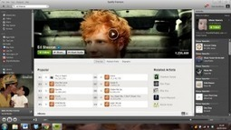 Spotify starts showing play-counts for popular tracks | New Music Industry | Scoop.it