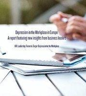 Uno de cada tres trabajadores presenta problemas de depresión – Informe Depresión en el lugar de trabajo en Europa | Trabajo emocional | Scoop.it