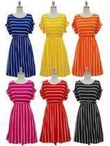 Wholesale Short Sleeves Dress - at - AllTimeTrading.com | Summer Dresses | Scoop.it