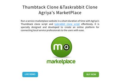 'Thumbtack clone and Taskrabbit Clone' by Tom Streak | Thumbtack clone and Taskrabbit clone script | Scoop.it