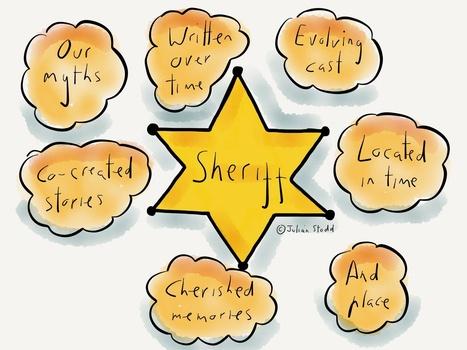 Who shot the Sheriff? Why stories matter @julianstodd | Social media | Scoop.it