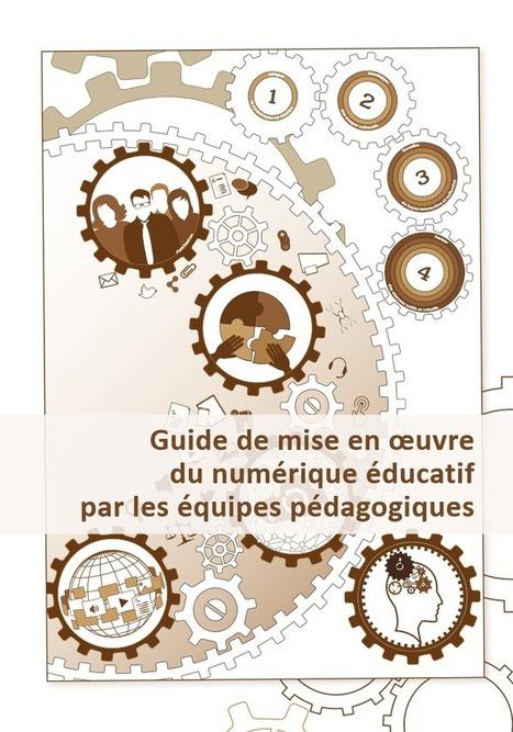Kit pédagogique pour les référents numériques | TICE et pédagogie | Scoop.it