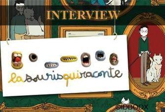 Interview: La Souris Qui Raconte dit tout sur le livre numérique jeunesse | IDBOOX | Must Read articles: Apps and eBooks for kids | Scoop.it