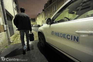 Alcoolisé, un couple séquestre, frappe et menace le médecin - lepopulaire.fr | Médecine d'urgence et Technologies de l'Information et de la Communication | Scoop.it