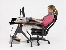 Sanatate si confort: beneficiile incredibile ale unor scaune ergonomice de calitate | mobilacomanda.org | Scoop.it