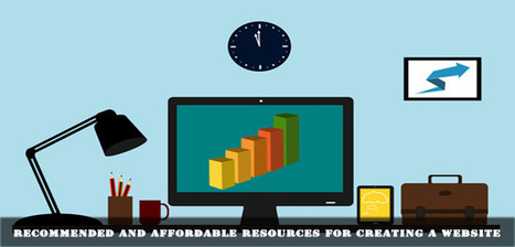 Recommended and Affordable Resources for Creating a Website | Webhosting | Scoop.it