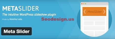 10 Best Free Wordpress Slider Plugins | webdesign | Scoop.it