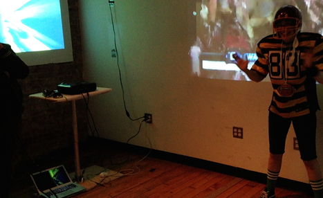 Three Eye-Opening Days at NYU's ITP: 'The Center for the Recently Possible' | Digital Cinema - Transmedia | Scoop.it
