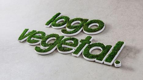 Passez au Logo végétal | pour thp | Scoop.it
