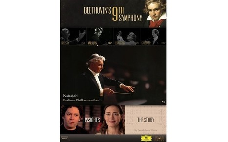 Beethoven's 9th Symphony app review - Telegraph | Digital Humanities and Linked Data | Scoop.it