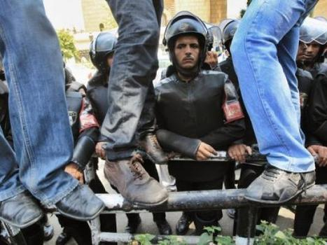 Egypt's police: From liberators to oppressors | Al-Masry Al-Youm: Today's News from Egypt | Coveting Freedom | Scoop.it