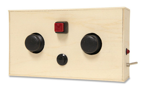 A Custom Game Controller - IEEE Spectrum | Open Source Hardware News | Scoop.it