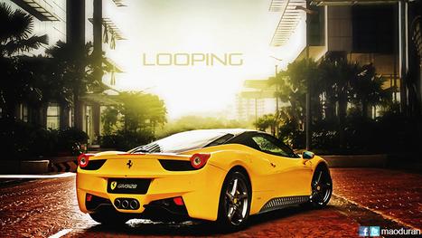 Ferrari - LOOPING | Racing is in my blood | Scoop.it