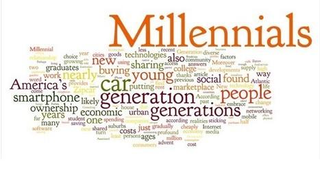 "3 Reasons Millennials Are America's ""Cheapest Generation"" | Tolero Solutions: Organizational Improvement | Scoop.it"