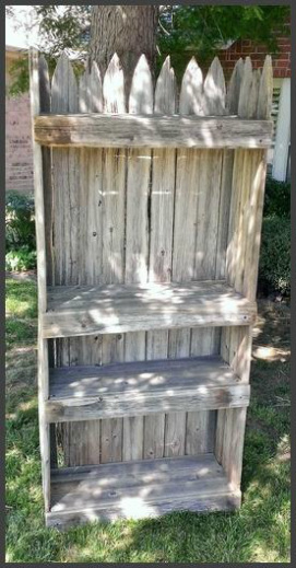 A Potting Bench from old Fencing | Garden Ideas by Team Pendley | Scoop.it