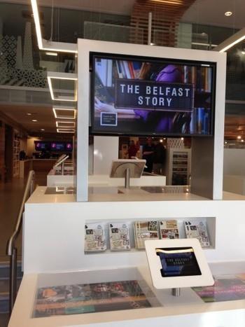 Bristol, Dublin, Belfast, 3 visites d'Offices de Tourisme   tourisme   Scoop.it