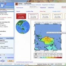Earth Alerts 2014.1.24 | outils pour la classe | Scoop.it