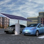 Solar-Powered Electric Vehicle Charger Unveiled | promienie | Scoop.it