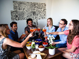 French social start-up partners Airbnb for experiential dining event | Tourism Innovation | Scoop.it