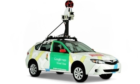Google Maps: a decade of transforming the mapping landscape | Future Visions And Trends! Lead The Way And Innovate. | Scoop.it