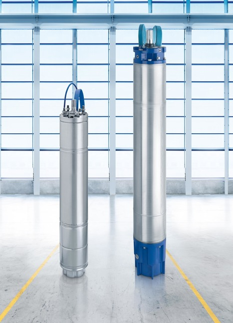 KSB's new synchronous motors make for highly efficient submersible borehole pumps | Motors and Drives News and Reviews | Scoop.it