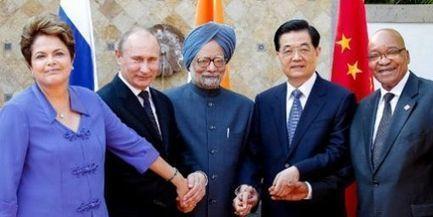 Les Brics ne sont pas épargnés par la crise | Geopolis | LES BRICS | Scoop.it